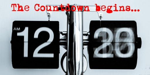The Countdown Begins...