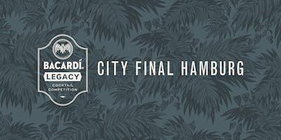 Bacardí Legacy Cocktail Competition, City Final Hamburg