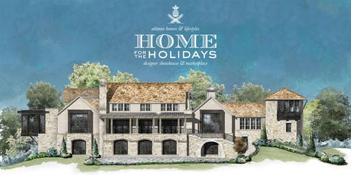 Media Day at 2019 Home for the Holidays Designer Showhouse