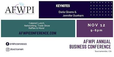 AFWPI Business Conference