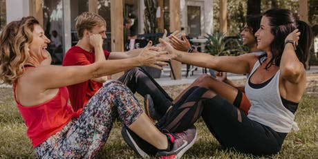 HIIT & Flow with OM Personal Training and Glow Yoga tickets