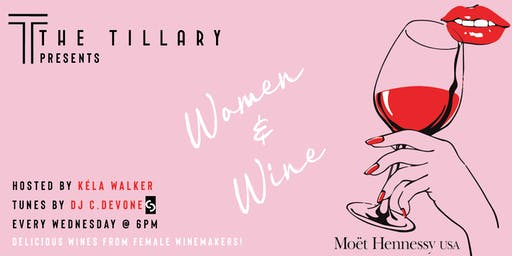 Women & Wine with Kéla Walker