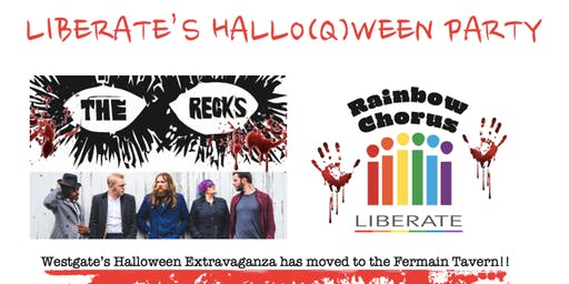 Liberate's Hallo(Q)ween Party