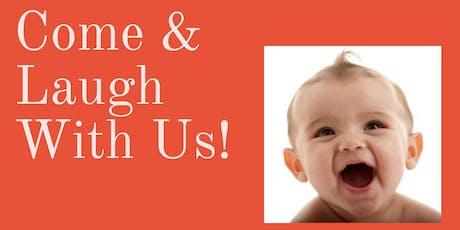Come & Laugh With Us! / Venez rire avec nous! billets