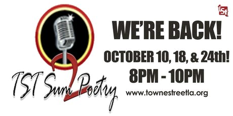 TST Sum Poetry 2 tickets