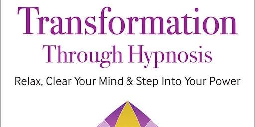Book Signing: Transformation Through Hypnosis... by Mary Battaglia