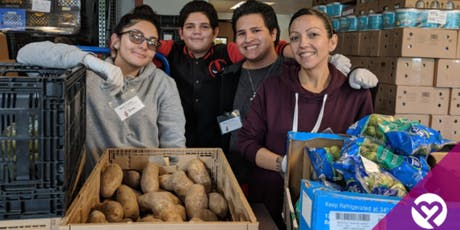 Volunteer with Project Helping to Sort Donations for Hungry Neighbors (Metro Caring) tickets