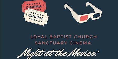 Sanctuary Cinema tickets
