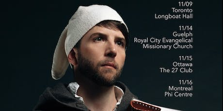 Owen Pallett with special guest Carmen Elle tickets