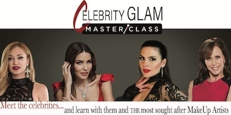 Celebrity Make Up Masterclass tickets