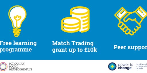 Community Buiness Trade Up Programme & Grant