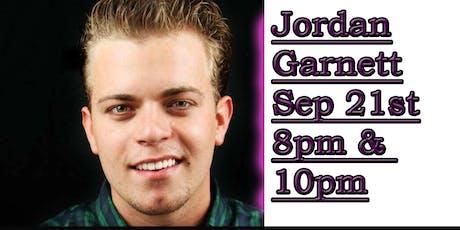 MRBC Comedy Presents: Jordan Garnett! tickets