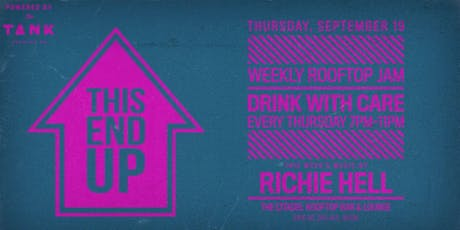 This End Up ↑ feat. Richie Hell (DJ Set) tickets