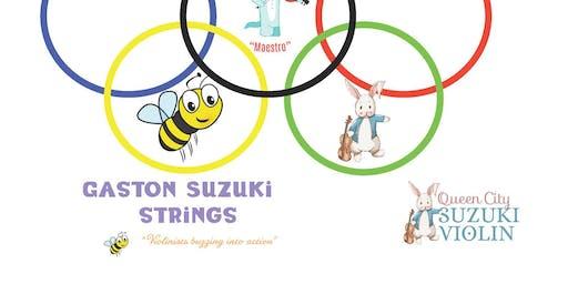 Violin Olympics 2019