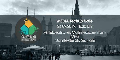 MEDIA TechUp Halle #1 Tickets