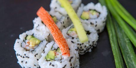 Homemade Sushi Rolls 101 - Cooking Class by Golden Apron™ tickets