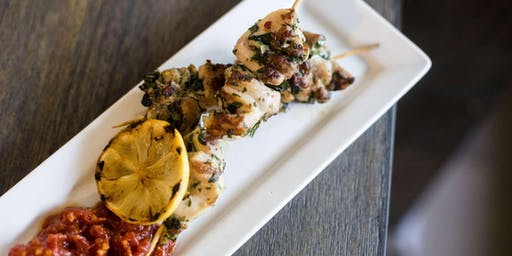 Flavors of the Mediterranean Coast - Cooking Class