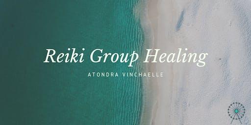 Group Reiki Healing Session