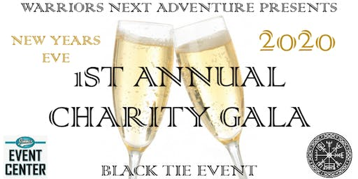Warriors Next Adventure Presents - New Years 2020 Charity Gala