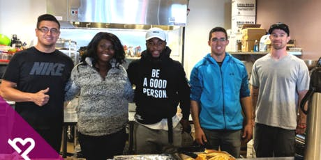 Volunteer with Project Helping to Serve Breakfast to Homeless Youth (Urban Peak) tickets