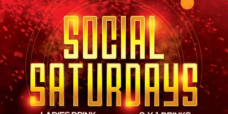 Social Saturdays @ iL Bacio Delray tickets