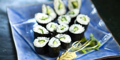 Sushi Rolls and Knife Skills - Cooking Class