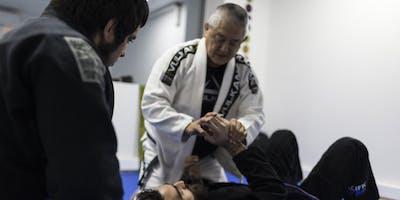 Free Jiu Jitsu Fundamentals Workshop
