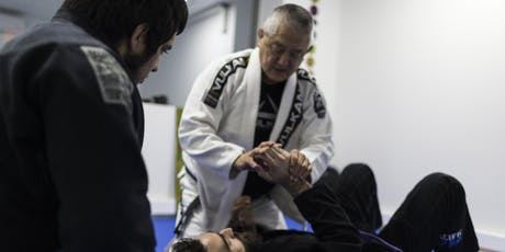 Free Jiu Jitsu Fundamentals Workshop tickets