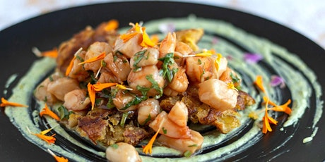Caribbean Island Vibes - Cooking Class by Cozymeal™ tickets