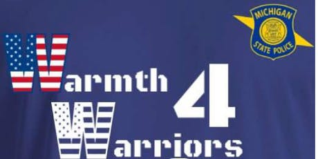 Warmth 4 Warriors -  5K Fun Run tickets