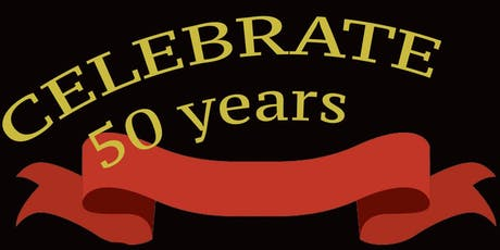 50th Anniversary and Maple Street Ribbon Cutting tickets