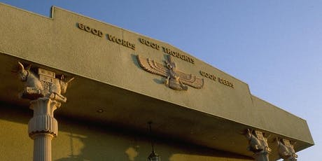 House of Worship Tour: California Zoroastrian Center tickets