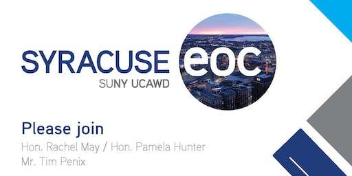 Syracuse EOC Community Engagement
