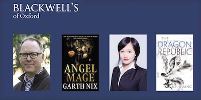 Fantasy Authors at Blackwell's Garth ...