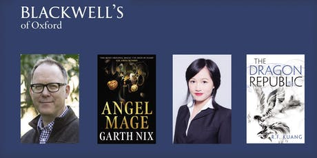 An Evening with Garth Nix and R. F. Kuang tickets
