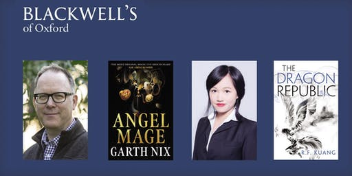 An Evening with Garth Nix and R. F. Kuang