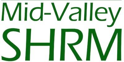 Mid-Valley SHRM January Membership Meeting- : Developing Creative Capacity