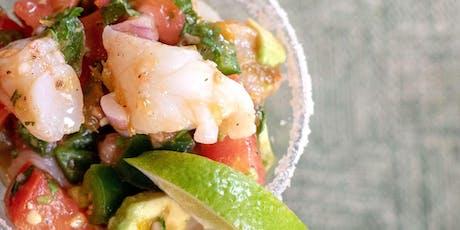 Tex Mex Fiesta - Cooking Class tickets