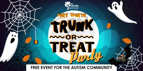 Fort Worth Trunk or Treat Party! tickets
