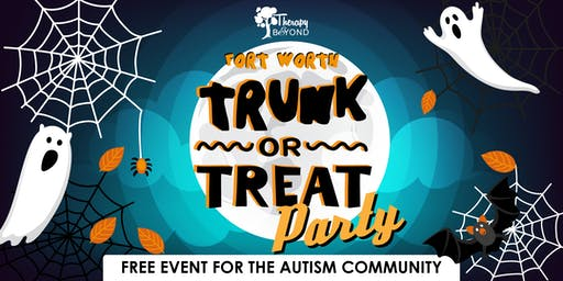 Fort Worth Trunk or Treat Party!