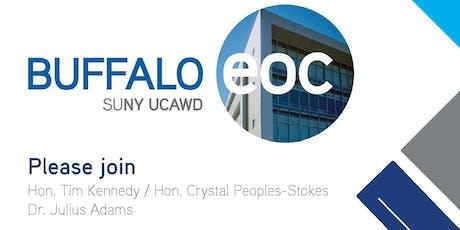 Buffalo EOC Community Engagement tickets