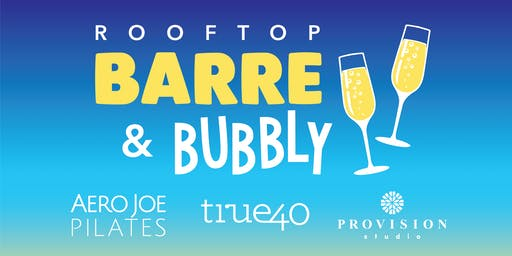 Barre & Bubbly - The Roof at The Redmont Fall Workout Series