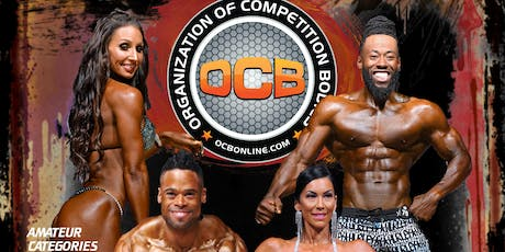 OCB Champions Untamed Posing Clinic tickets