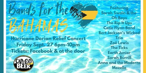 Bands for the Bahamas - Hurricane Relief Concert