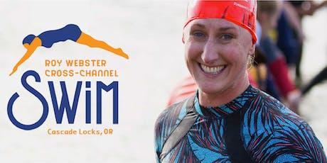 2020 Roy Webster Cross-Channel Swim tickets