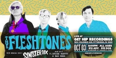The Fleshtones/The Sinister Six/DJs Flipside Scotty/Greg Langel