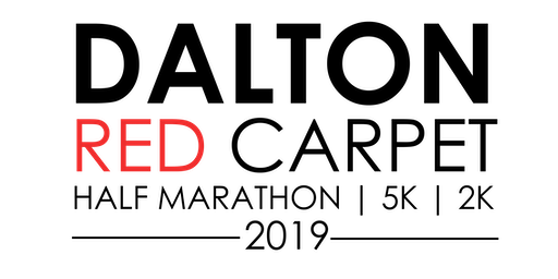 Dalton Red Carpet Half Marathon/5K/2K