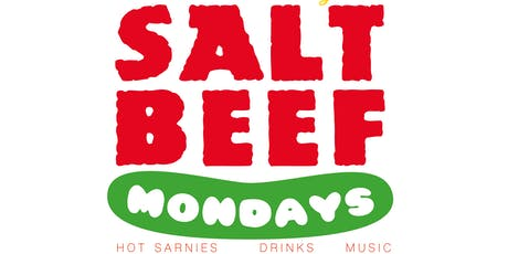 Ruben's Reubens SALT BEEF MONDAYS tickets