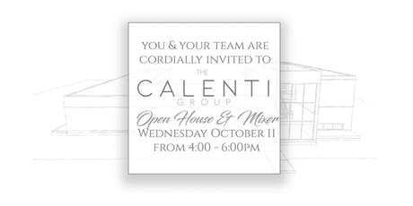 The Calenti Group Open House + Mixer tickets