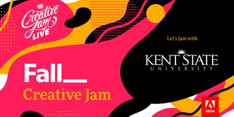 Kent State + Adobe Creative Jam LIVE tickets